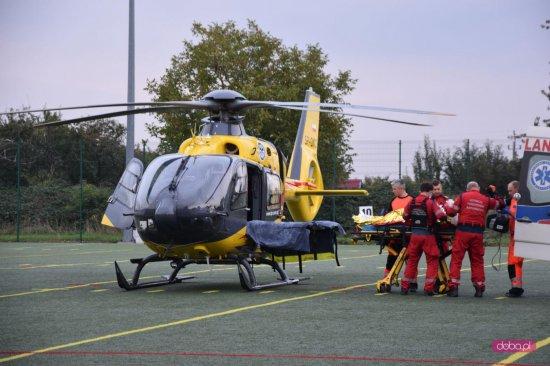 Lotnicze Pogotowie Ratunkowe w Bielawie