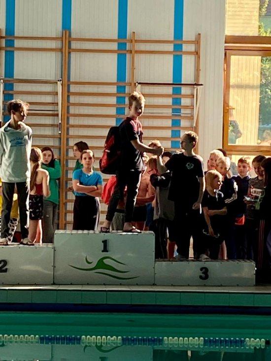 KS BALTI: Puchar Prezesa Towarzystwa Pływackiego Zielona Góra