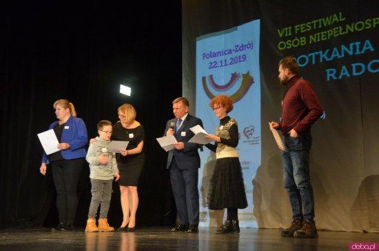 VII Festiwal Twórczości Artystycznej Osób Niepełnosprawnych pn. Spotkania Radością Malowane