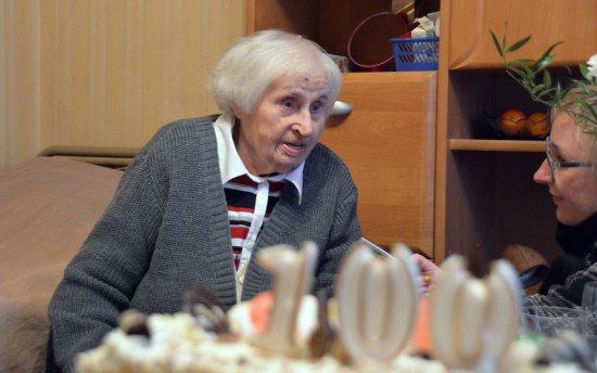 100 lat Pani Wandy