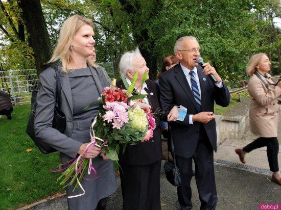 Krosnowice: odsłonięto pomnik Iganazego Reimanna [Foto]