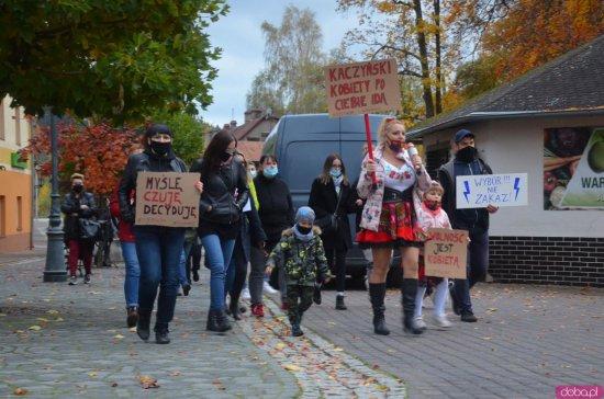 Strajki organizowane są zarówno w dużych miastach, jak i mniejszych miejscowościach.