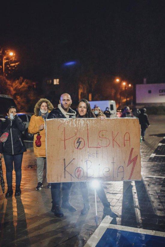 Strajk Kobiet w Nowej Rudzie