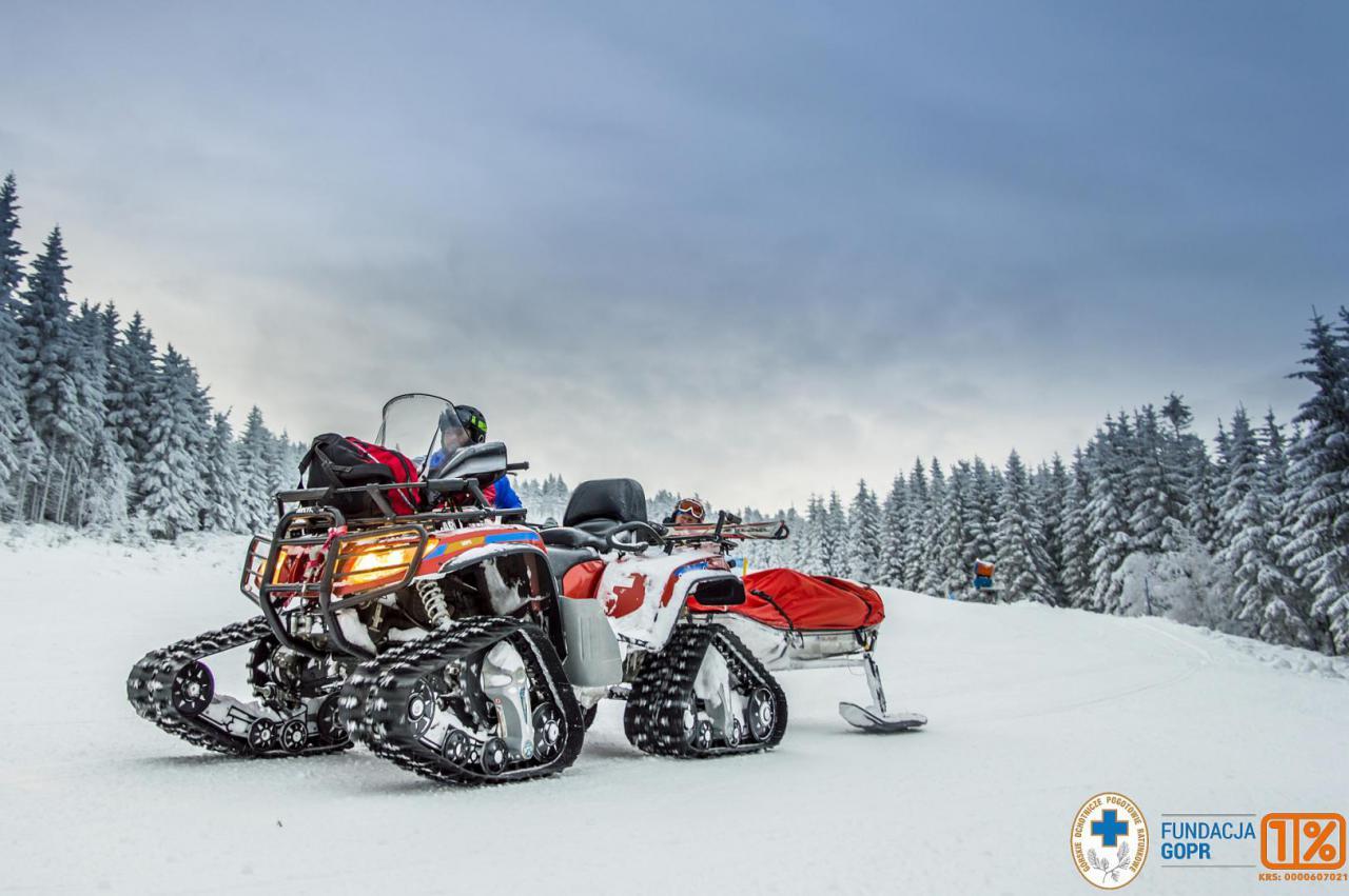W dniach 6-7 marca b.r. w ośrodku narciarskim Czarna Góra i w Masywie Śnieżnika odbędzie się egzamin wstępny do Grupy Sudeckiej GOPR