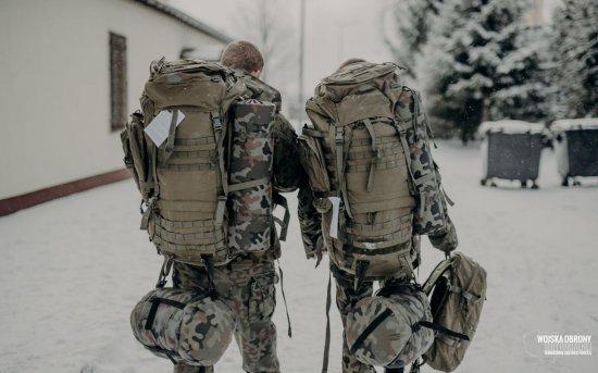 Zmiany te mają istotnie ułatwić nabór do Wojsk Obrony Terytorialnej,