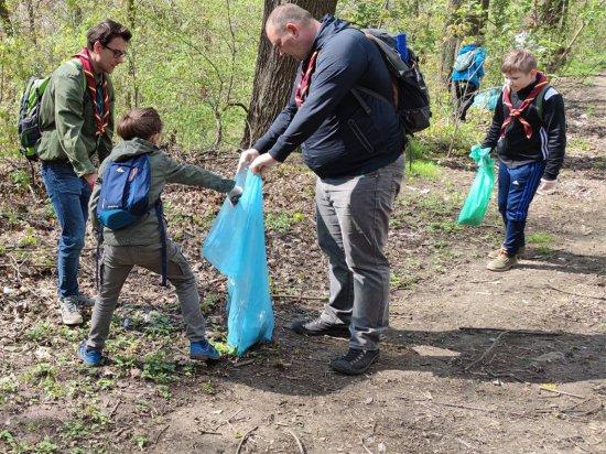 W minioną sobotę, 8 maja w Kłodzku zorganizowana została akcja sprzątania miasta.