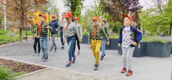 Jerusalema Dance Challenge dotarł także do Kłodzka.