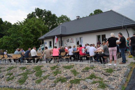 """W sobotę, 12 czerwca otwarta została """"Twórcza świetlica czterech żywiołów"""" w Młynowie."""