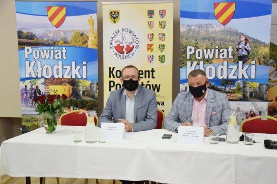 Konwent Powiatów Województwa Dolnośląskiego [Foto]