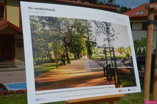 Koszt modernizacji wyniósł blisko 3,5 mln złotych, a kwota dotacji to ok. 2,2 mln zł.