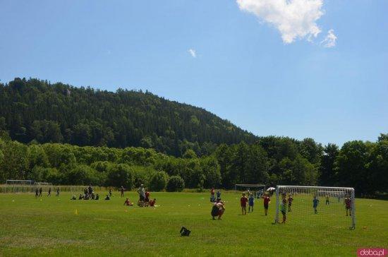 Ponad 200 zawodników wzięło udział w rozegranym w sobotę, 19 czerwca w Szczytnej finałowym turnieju piłki nożnej MNT Sports Solutions