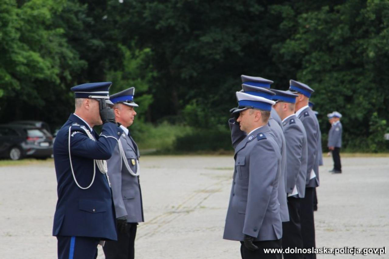 Nowi oficerowie w garnizonie dolnośląskim