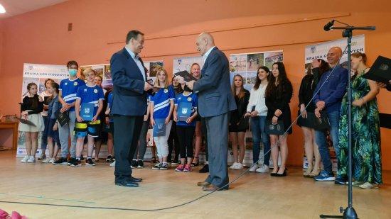Gmina Radków: Sportowe sukcesy i zasłużone nagrody
