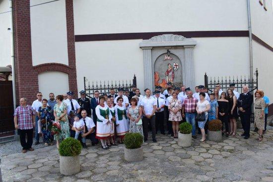 Ochotnicza Straż Pożarna w Ołdrzychowicach Kłodzkich świętowała 75-lecie swojej działalności.