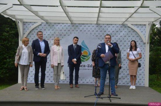 W Polanicy-Zdroju powstała pierwsza w Polsce pocovidowa ścieżka zdrowia [Foto]