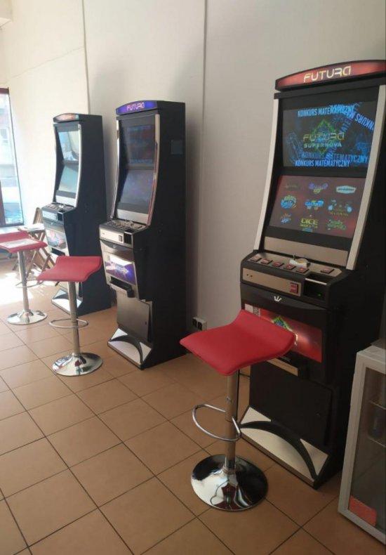 Funkcjonariusze zarekwirowali kolejne automaty do gier