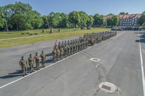 Przysięga wojskowa elewów turnusu służby przygotowawczej [Foto]