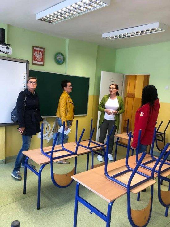 [FOTO] Kudowa: Przygotowanie szkół i przedszkoli do nowego roku szkolnego