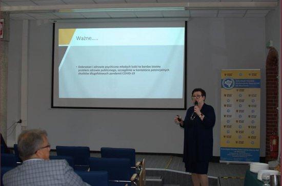 [FOTO] Gmina Stronie Śl. przystąpiła do Programu Poprawy Zdrowia Psychicznego Uczniów
