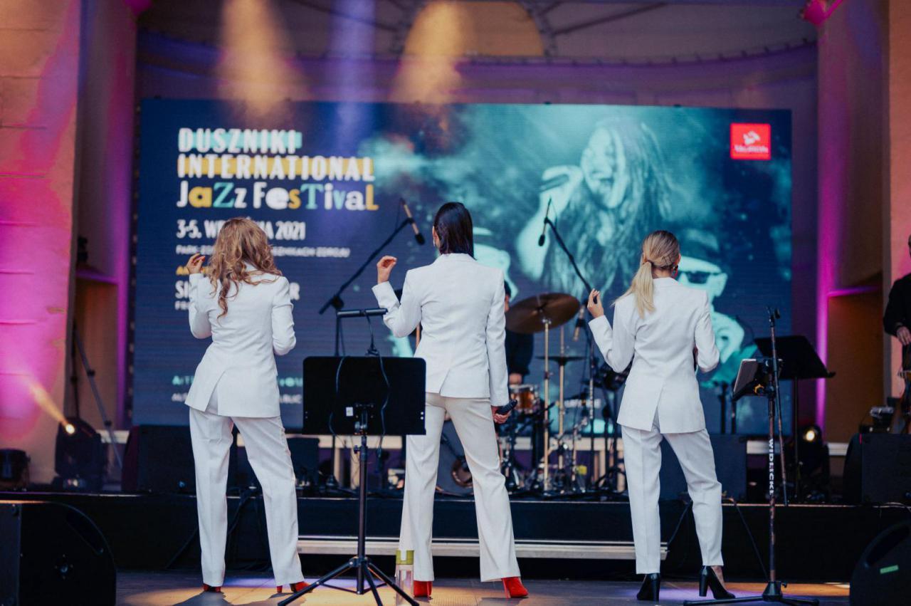 Jazzowy weekend w Dusznikach-Zdroju [Foto - 5.09]