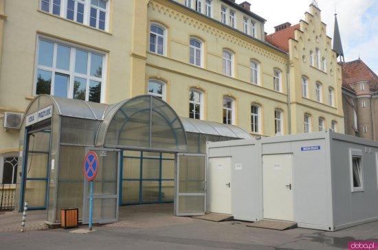 Od czerwca br. w kłodzkim szpitalu prowadzone były prace remontowe.