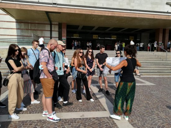 Praktyki zagraniczne czas zacząć – Włochy Bolonia