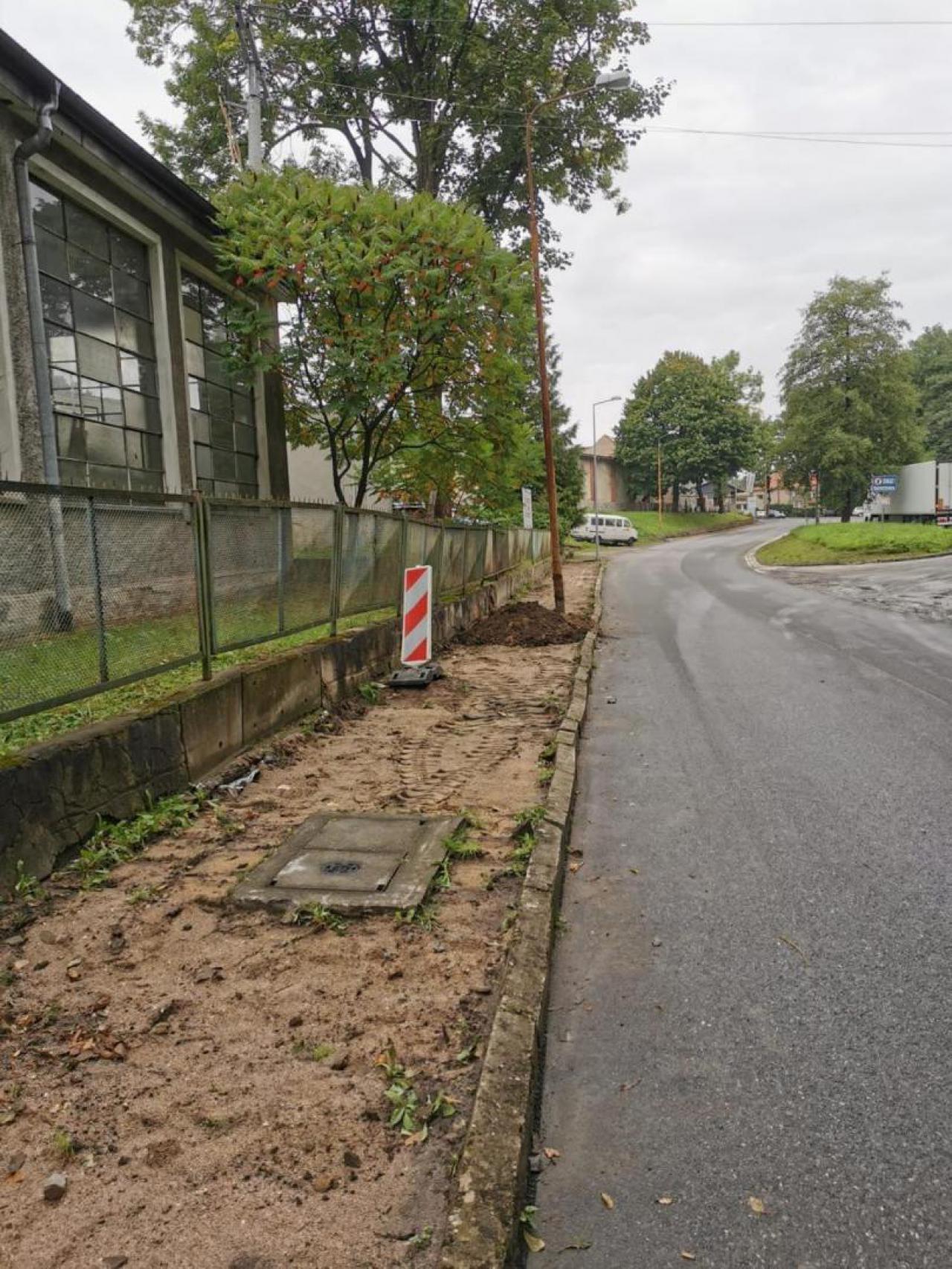Przebudowa drogi powiatowej Długopole-Zdrój-Bystrzyca Kłodzka