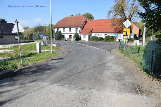 Zrealizowano kolejne remonty dróg powiatowych na terenie gminy Lądek-Zdrój