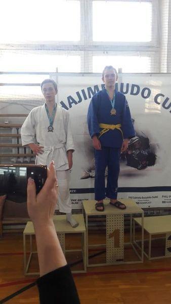 Judocy AKS-u Strzegom