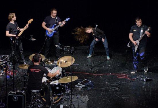 Świdniccy muzycy na półmetku nagrań