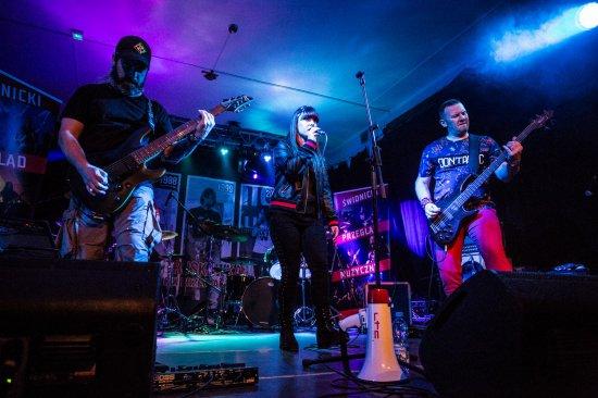Świdnicki Przegląd Muzyczny na rockowo