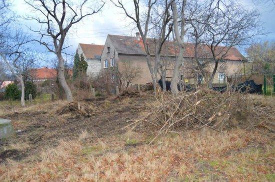 Świebodzice: rozpoczęły się prace w parku przy ul. Łącznej