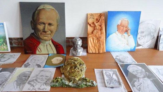 [FOTO] Wspomnienie o świętym Janie Pawle II w Areszcie Śledczym