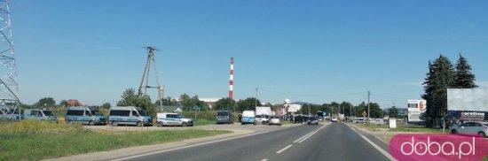[FOTO] Policja pilnuje chorzowskich kibiców
