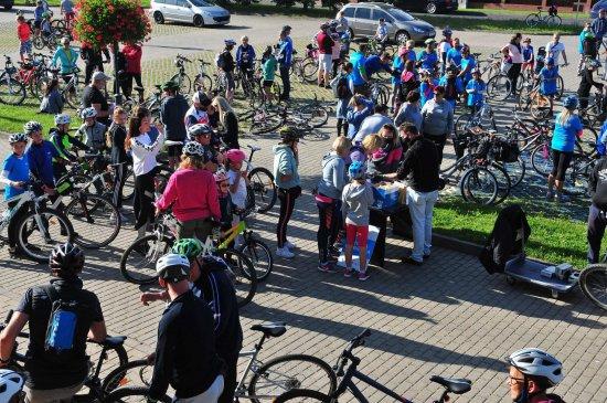 [FOTO] Kolejna edycja rajdu rowerowego za nami