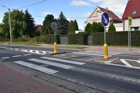 Sześć przejść dla pieszych zostanie doświetlonych