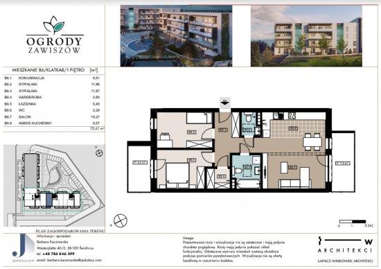 Powstaną nowe mieszkania na Zawiszowie