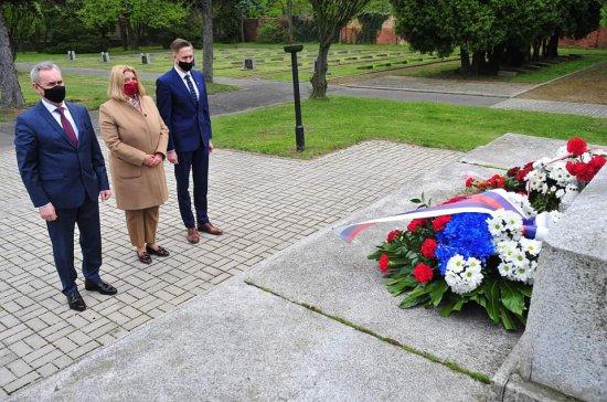 Konsul Generalny Federacji Rosyjskiej z wizytą w Świdnicy