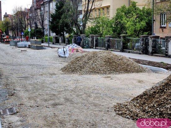 [FOTO] Trwa remont Alei Lipowych