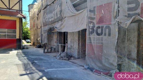[FOTO] Trwa termomodernizacja budynków Państwowej Straży Pożarnej