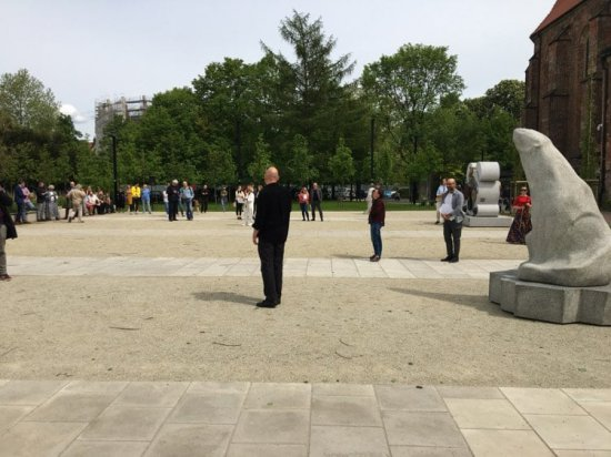 Strzegomskie rzeźby we Wrocławiu!