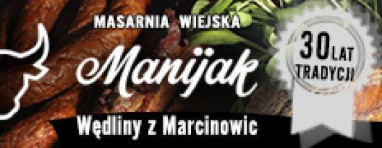 Sklep firmowy Masarni Wiejskiej Manijak już otwarty!