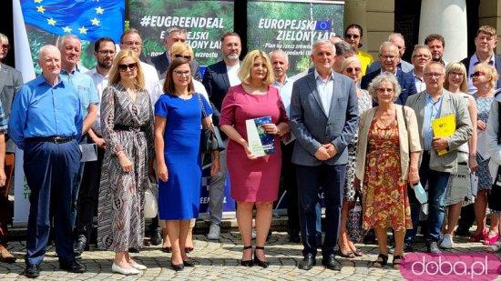 [FOTO, WIDEO] Wielka szansa dla regionu: 2,5 mld z Funduszu Sprawiedliwej Transformacji UE
