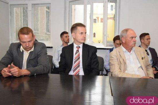 [FOTO] Marek Dyduch otwiera biuro parlamentarne w Świdnicy