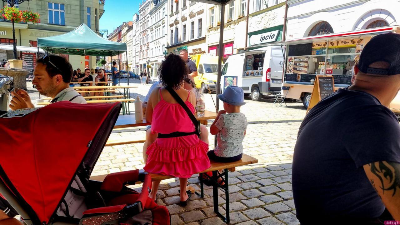 [FOTO] Festiwal Smaków Świata na świdnickim rynku