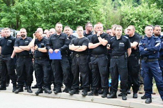 [FOTO] Szkolili się, by sprawniej poszukiwać zaginionych