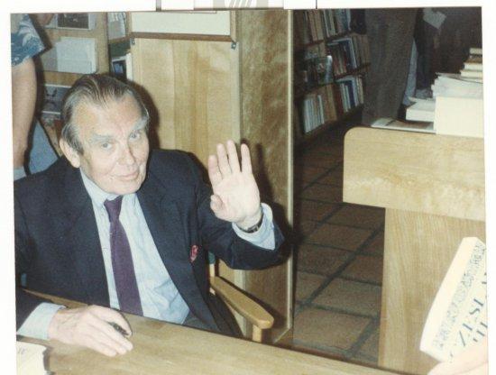 Adam Lizakowski - Czesław Miłosz
