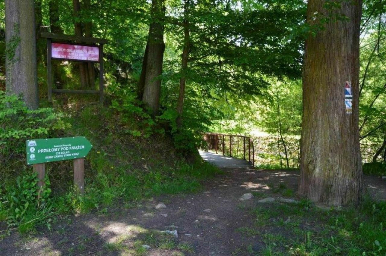 Ścieżka Hochbergów już otwarta!