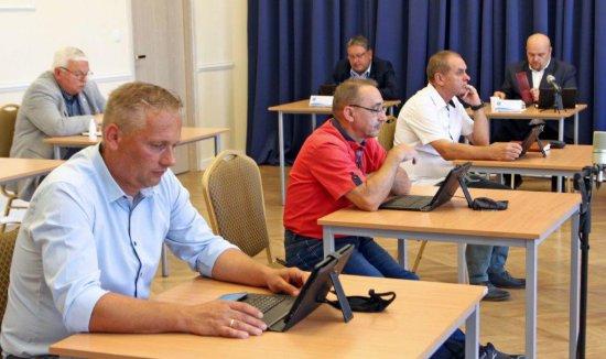 Lipcowa sesja Rady Gminy Dobromierz