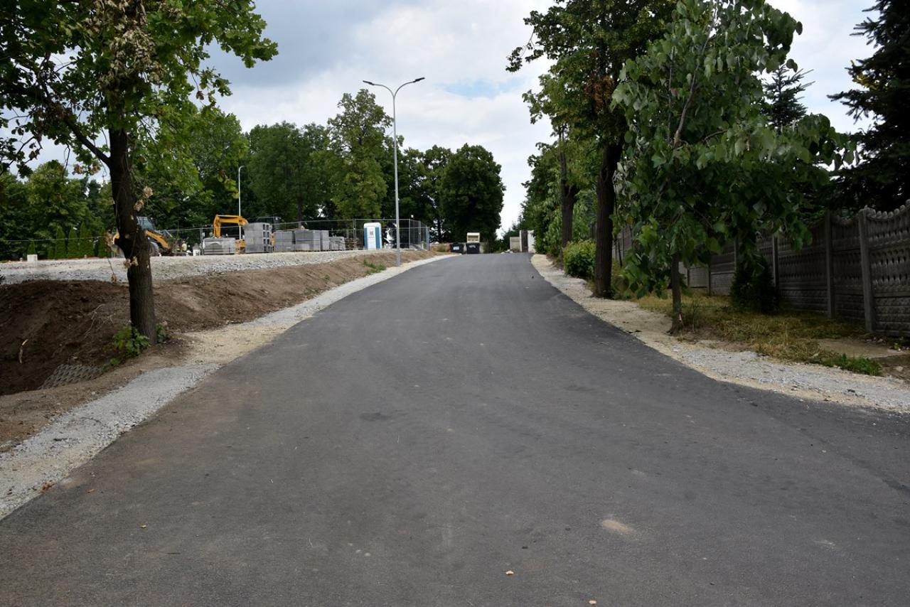 Zakończona budowa drogi w Witoszowie Dolnym